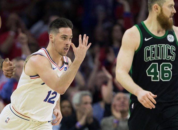 Sixers have outscored Celtics by 38 points when TJ McConnell is in series.  38 in 77 minutes. Only 4 NBA players have better - in second round of p… c786e4694