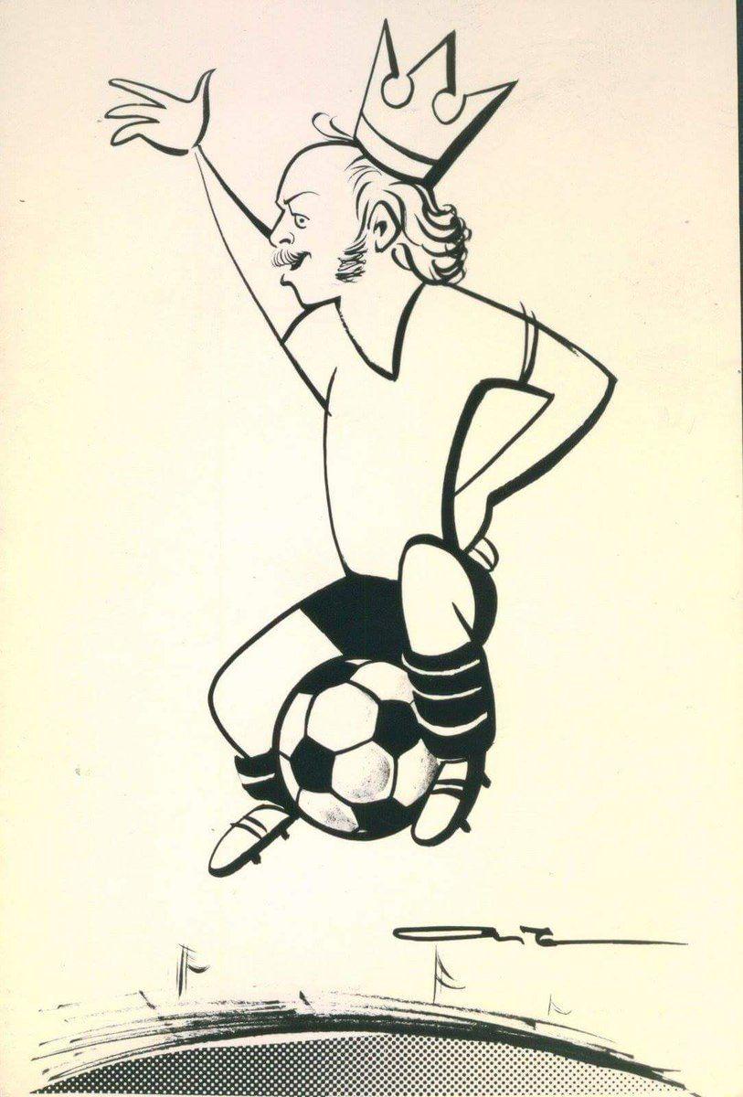 Grzegorz Lato 1974 World Cup Golden Boot Winner In Polish Krol