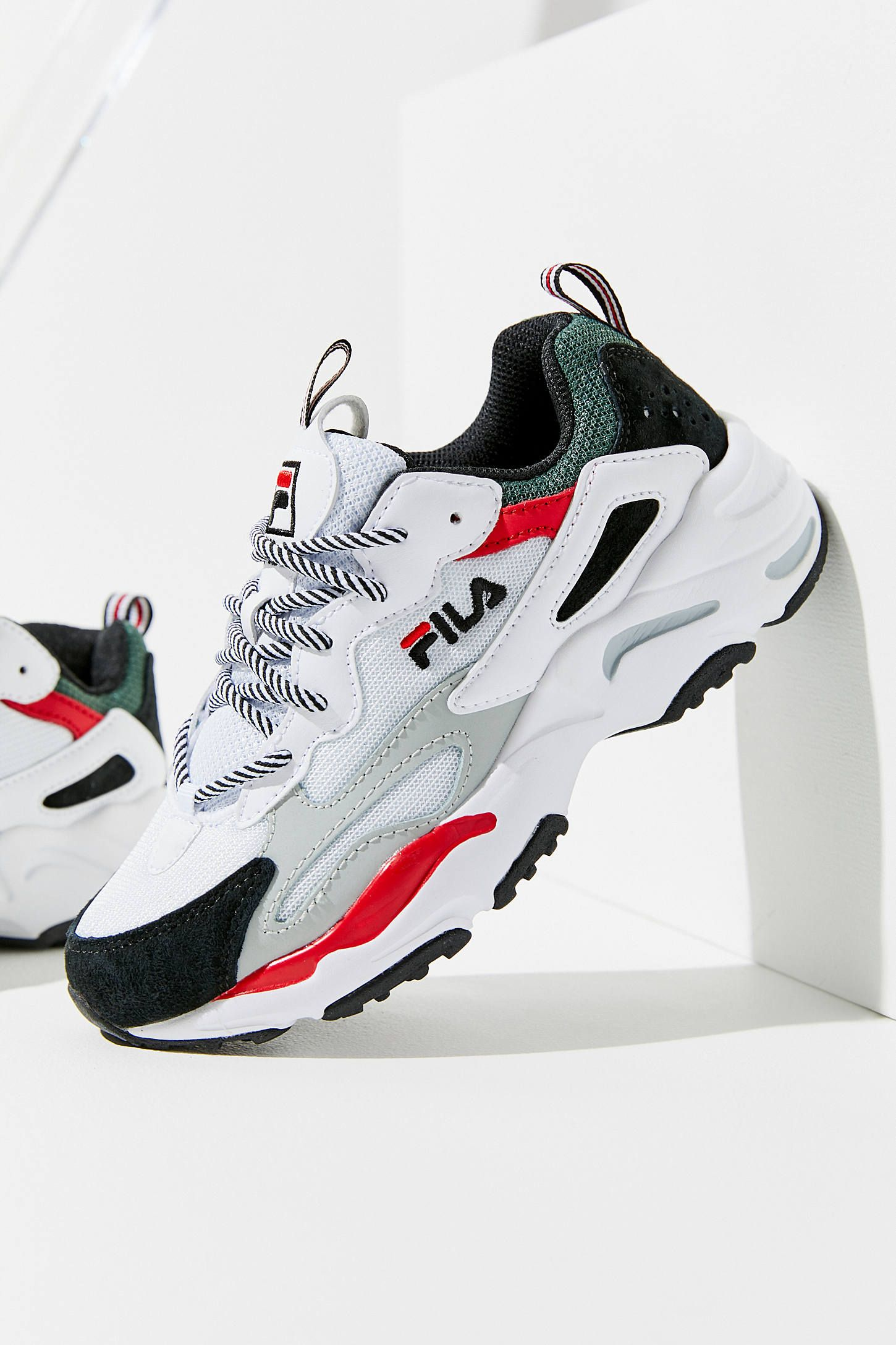 FILA Ray Tracer Sneaker | Cute womens shoes, Sneakers