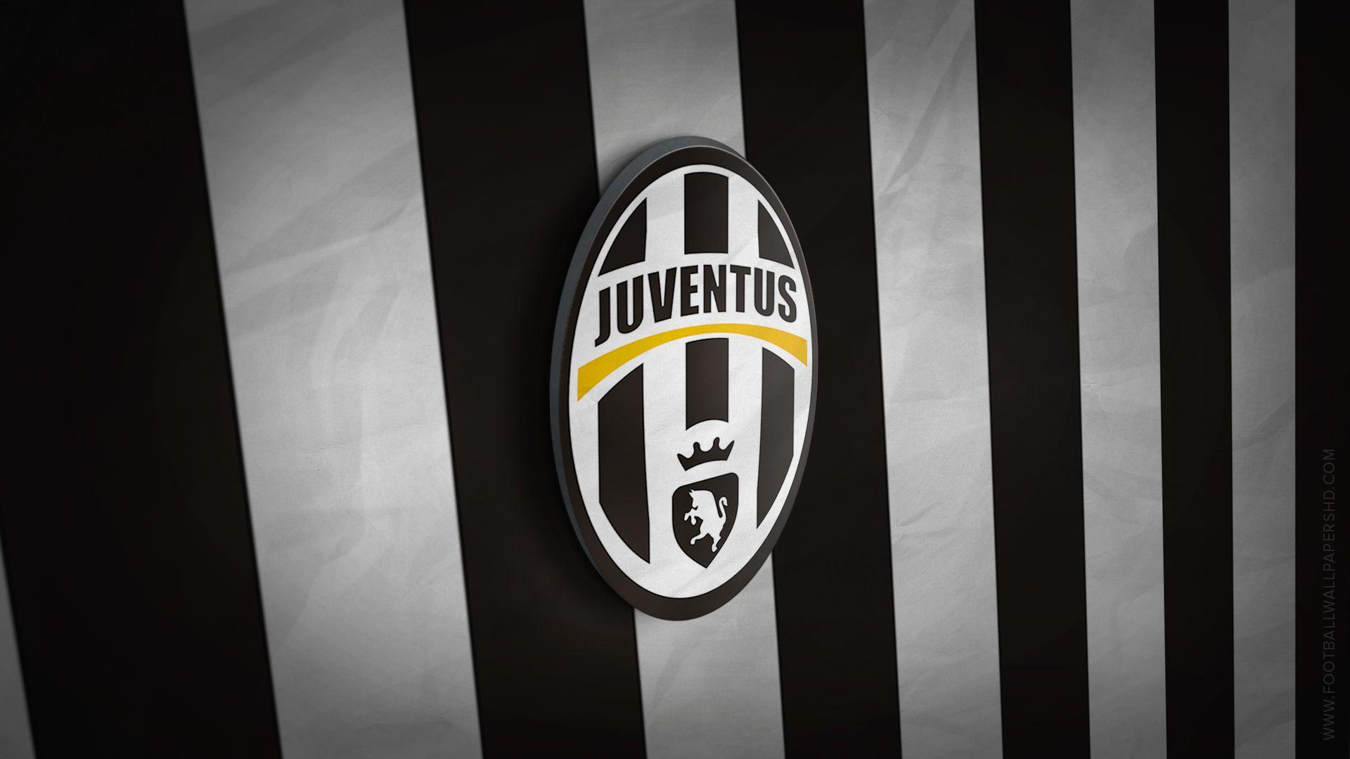Juventus 3d Logo Wallpaper With Images Juventus Football