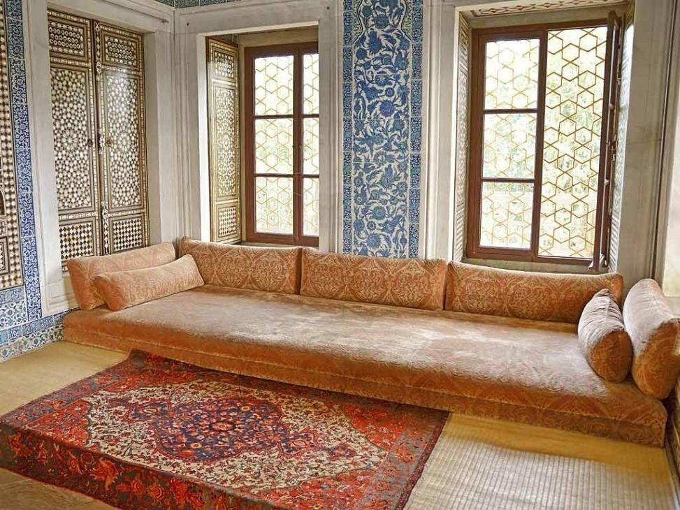 Erstaunlich Arabische Deko Wohnzimmer Orientalisch Einrichten ...