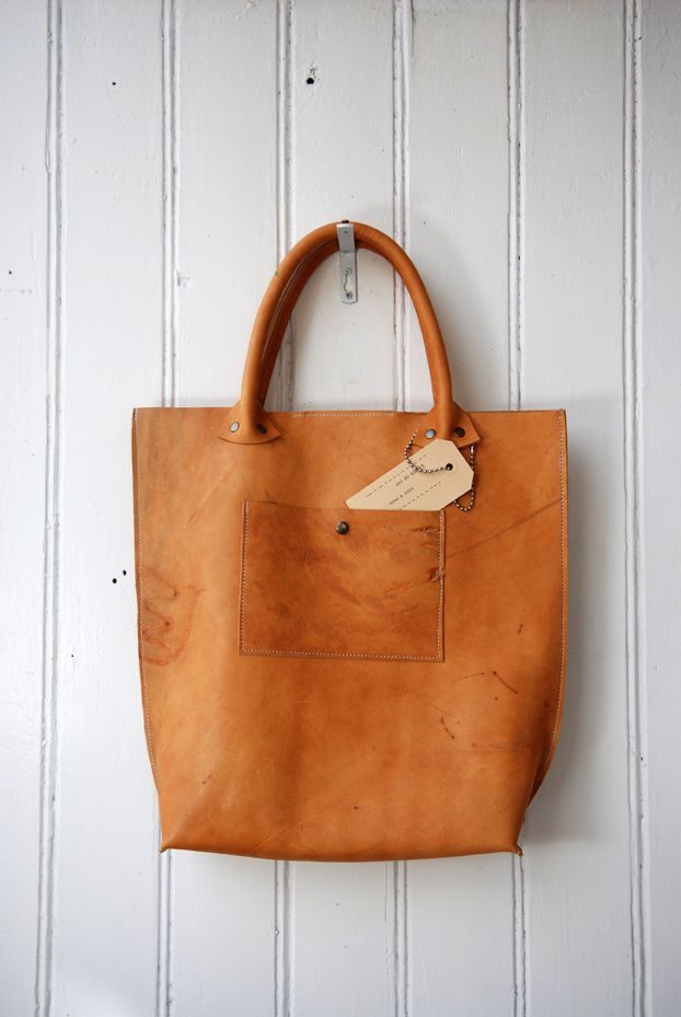 2d98c1563e6 KP#1253 leather hobo bag; handmade from naturally tanned leather ...