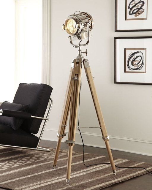 Montauk Search Light Floor Lamp In 2019 Products I Love