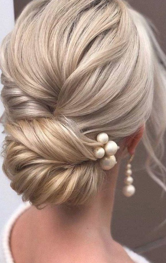 romantic bridal hairstyles  hairstyles for weddings long hair  wedding updos with braids  wedding in 2020 | Hair styles, Long hair styles, Long hair wedding updos