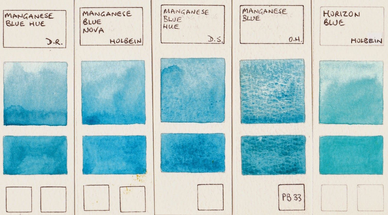 I Have Posted In Detail About Ultramarine As A Primary Blue Here