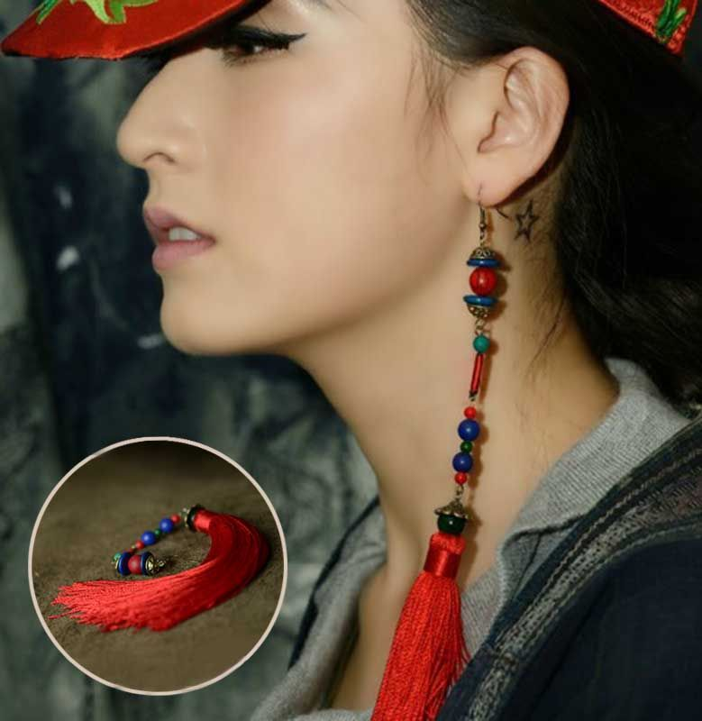 Earring Trend To Look Fabulous | College girls, Girls wear and College