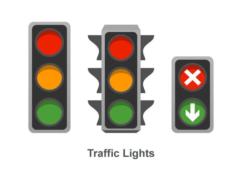 Traffic Lights  Keynote Presentation Tools  Presentation