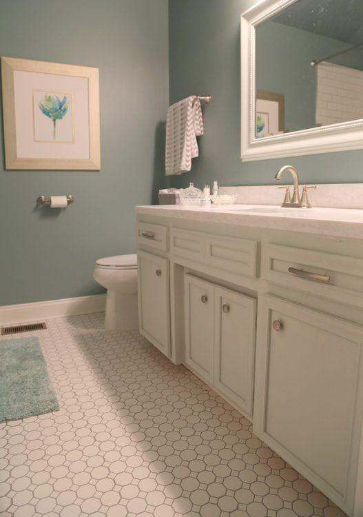 How To Update A Bathroom On A Budget Bathroom Update Rustic Bathroom Vanities Bathroom Renovations