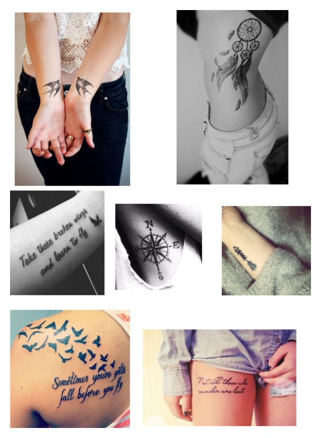 """""""Tattoos I want"""" by bethany-fort ❤ liked on Polyvore"""
