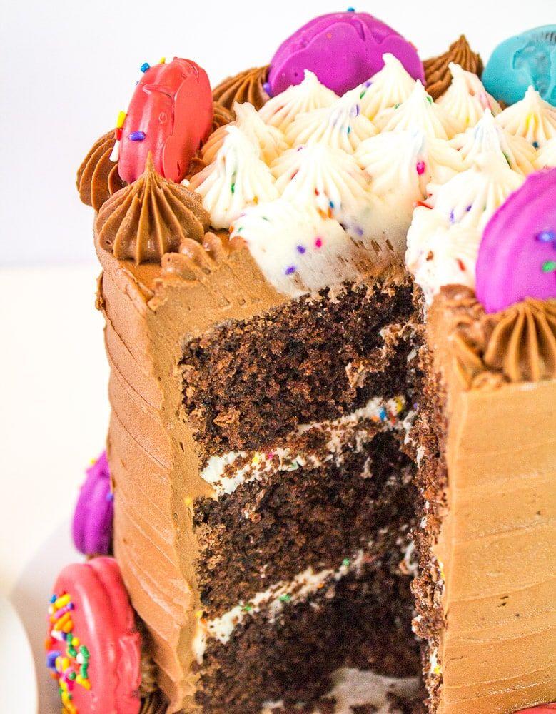 Oreo Insanity Cake   Recipe   Cake, Chocolate oreo cake ...