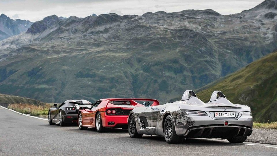 Supercar Owners Circle Supercar Experiences Quintessentially