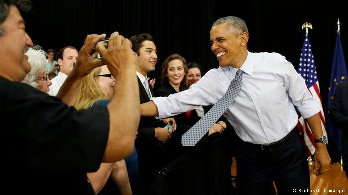 'ABD Obama'yı özleyecek'