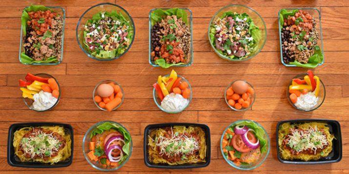 CORE DE FORCE Meal Plan 500 calories, Meals and Blog - meal plan