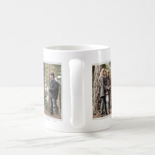 Hermione, Ron, and Harry 2 Coffee Mug | Zazzle.com #disneycoffeemugs
