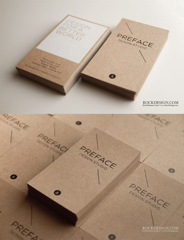 25 Creative Business Card Design Inspiration | Creative business ...