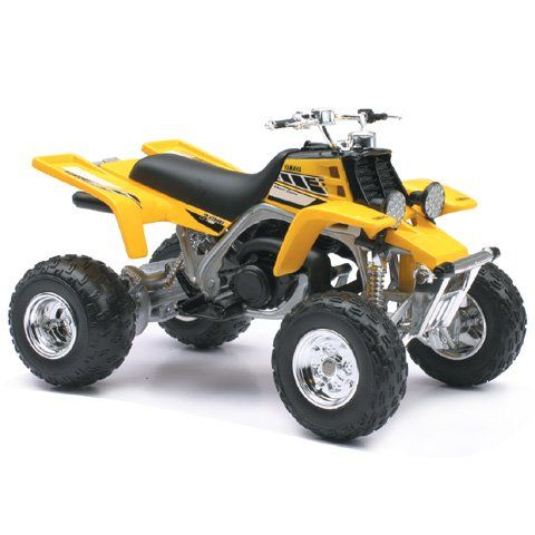 TOPSELLER! NEW RAY '06 Yamaha Banshee ATV TOY 1:12 Die-cast