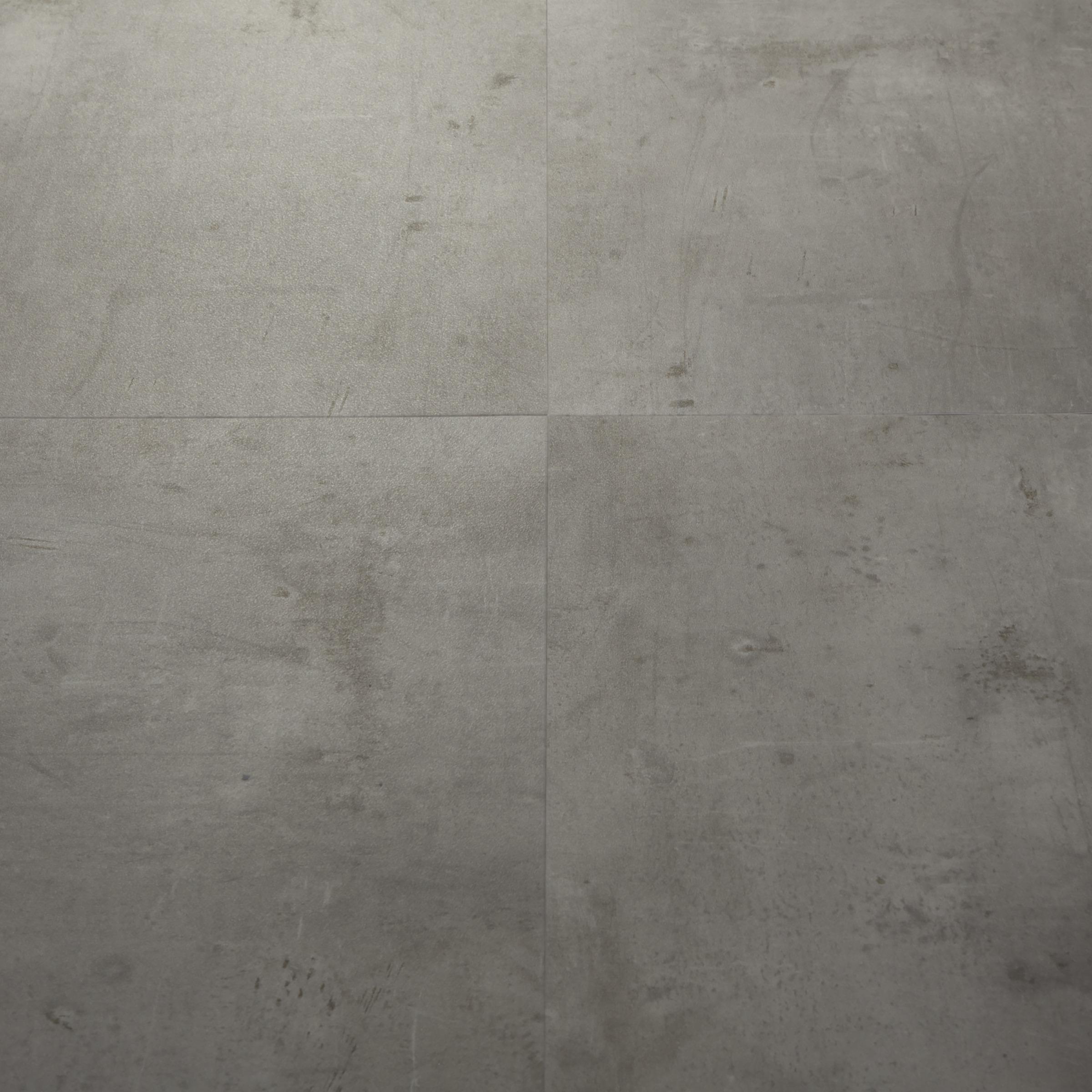 dreamclick pvc betontegel industrieel grijs 61x61cm 2 25m2