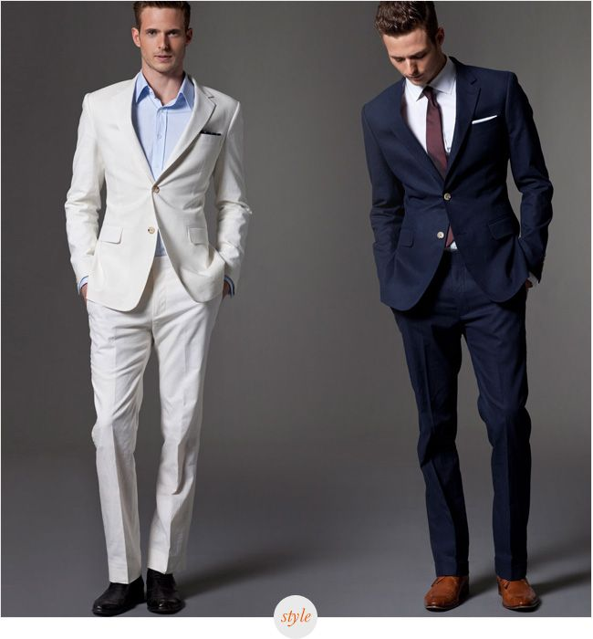 Style Pick: Indochino Linen Suit Collection | My Closet ...