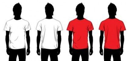 Download Vector Boy T Shirt Template Shirt Template Graphic Designer Portfolio Fashion Design Template
