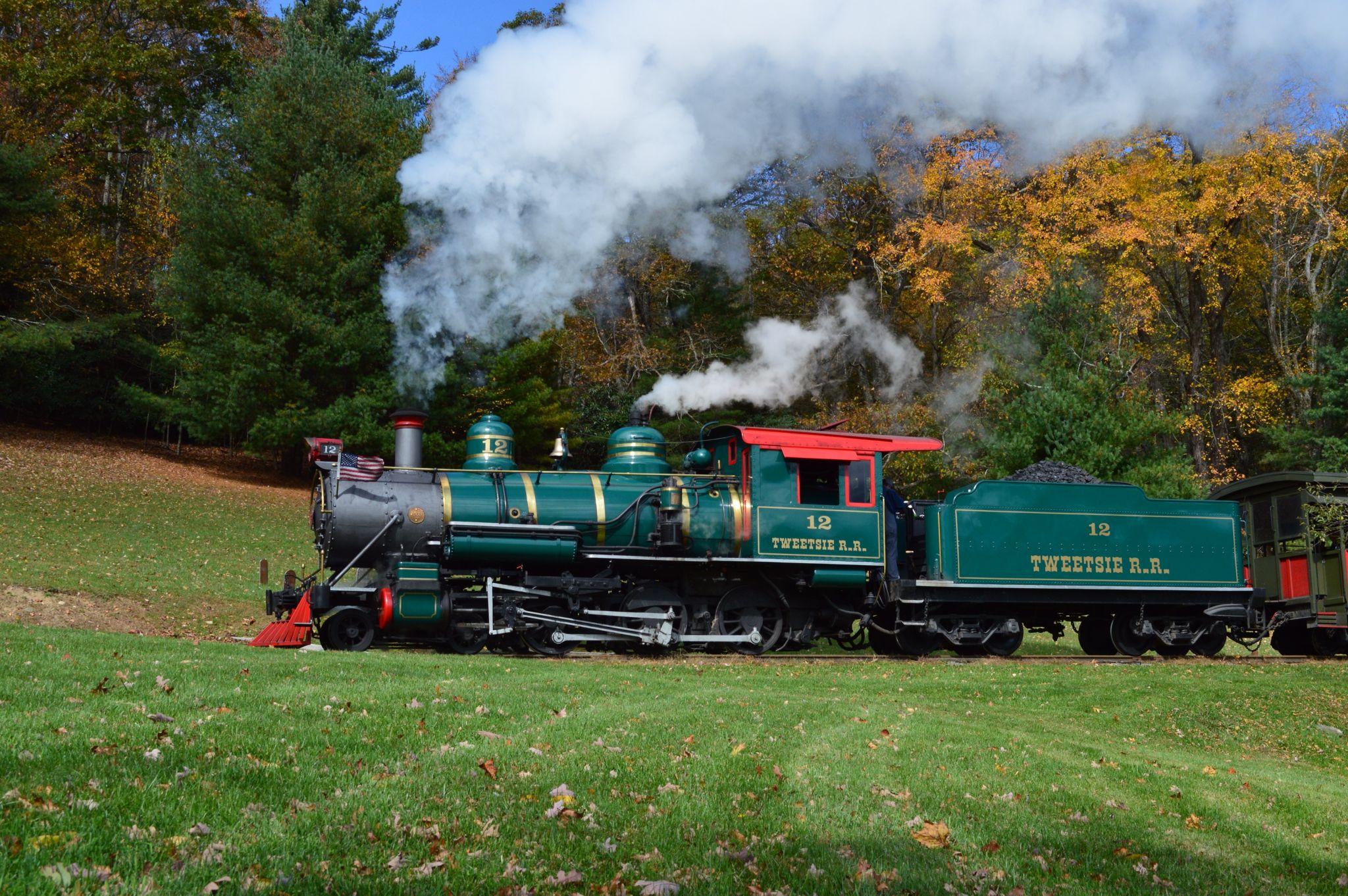 The history behind Tweetsie Railroad