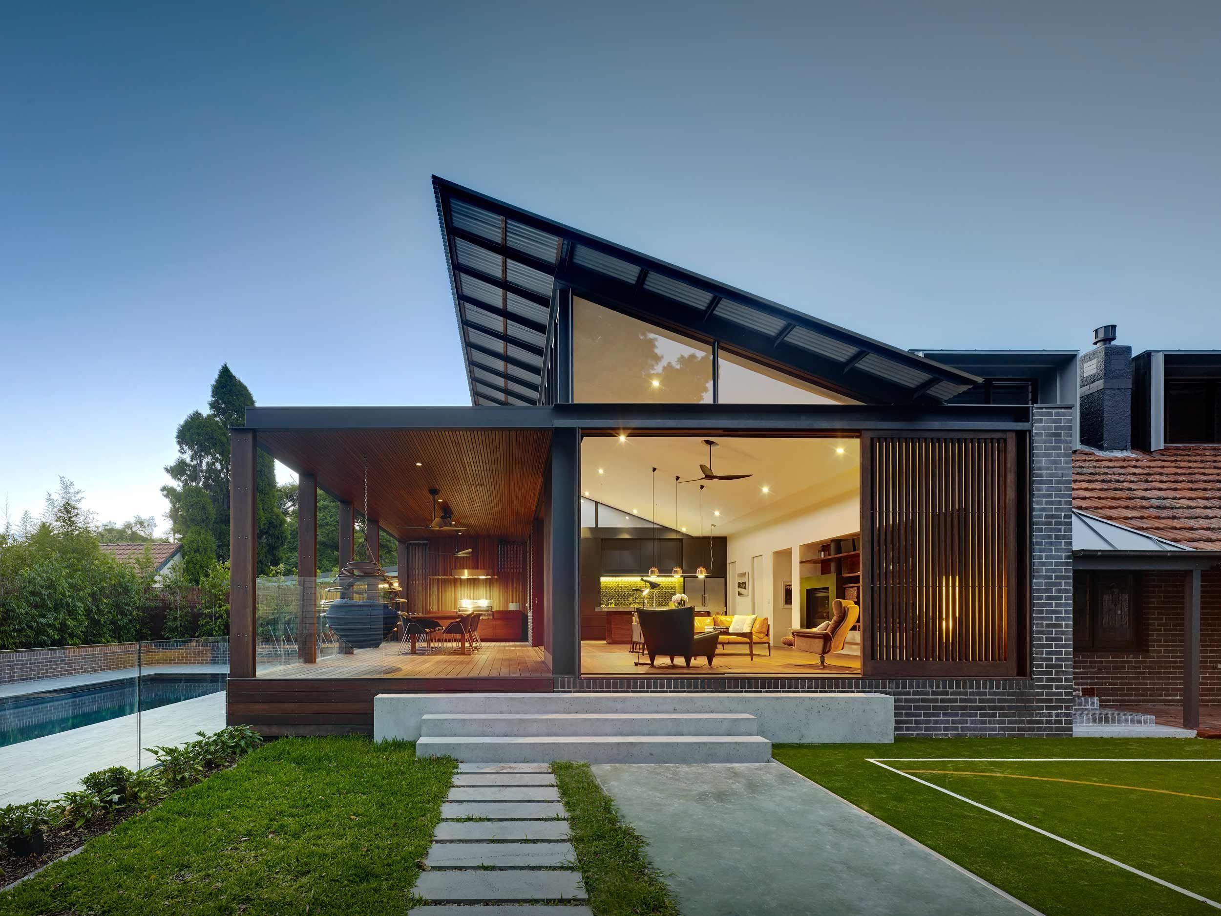 Best Virginia Kerridge Architect Kensington House Australian Architecture Exteriores De Casas 400 x 300