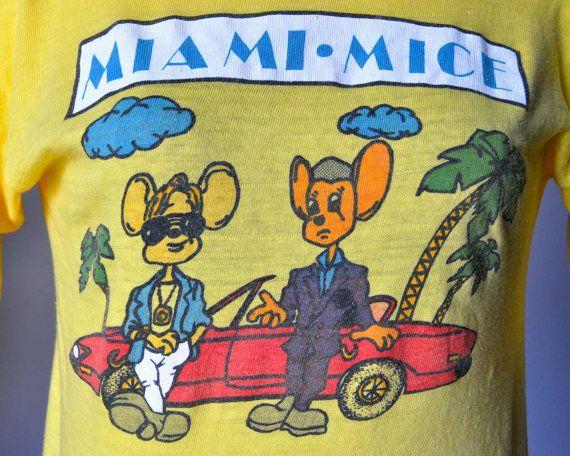 miami mice shirt
