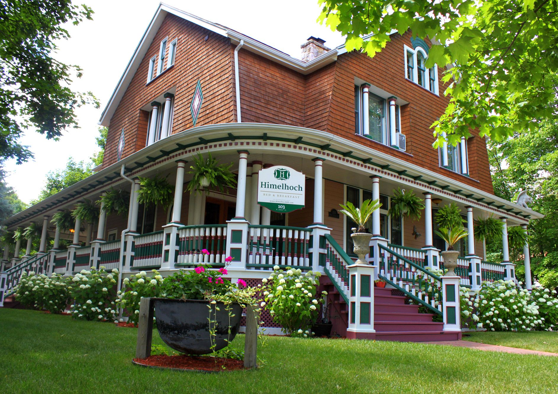 Pin by Himelhoch Bed & Breakfast on Exterior & Grounds