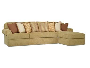 Furniture Henredon Sectional