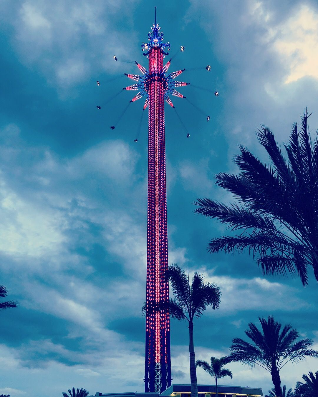 Starflyer Orlando Florida 🎆 Amazing Icon parking