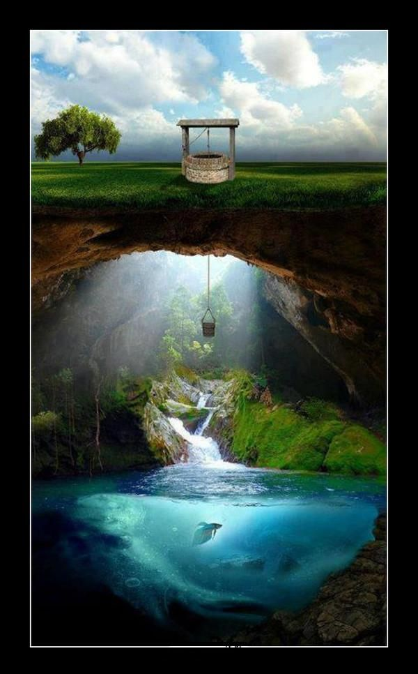 Art Nature Cave Pictures Cool Pictures Amazing Art