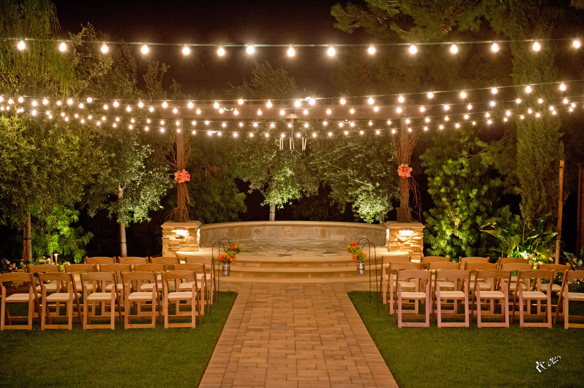 danza del sol winery ceremony lawn tvwp event marketlighting