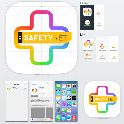 Design An Iconic Safety App Logo For Safetapp Icon Or Button Contest Icon Button Contest Design App Logo Safety Apps Contest Design