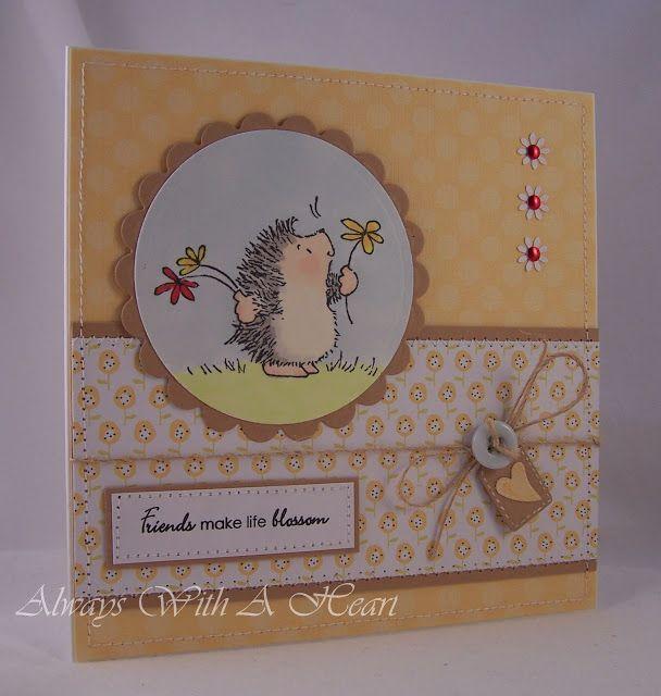 Penny Black Card / Carte Penny Black
