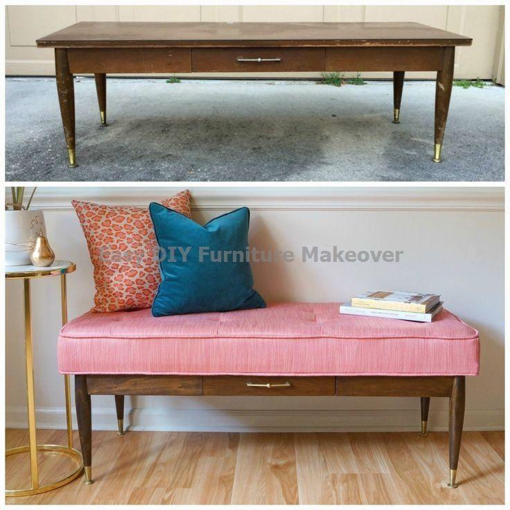 14 Unique Ways To Makeover Your Furniture Furniture Furnituremakeover Mobilier De Salon Vieux Meubles Et Decoration Interieure