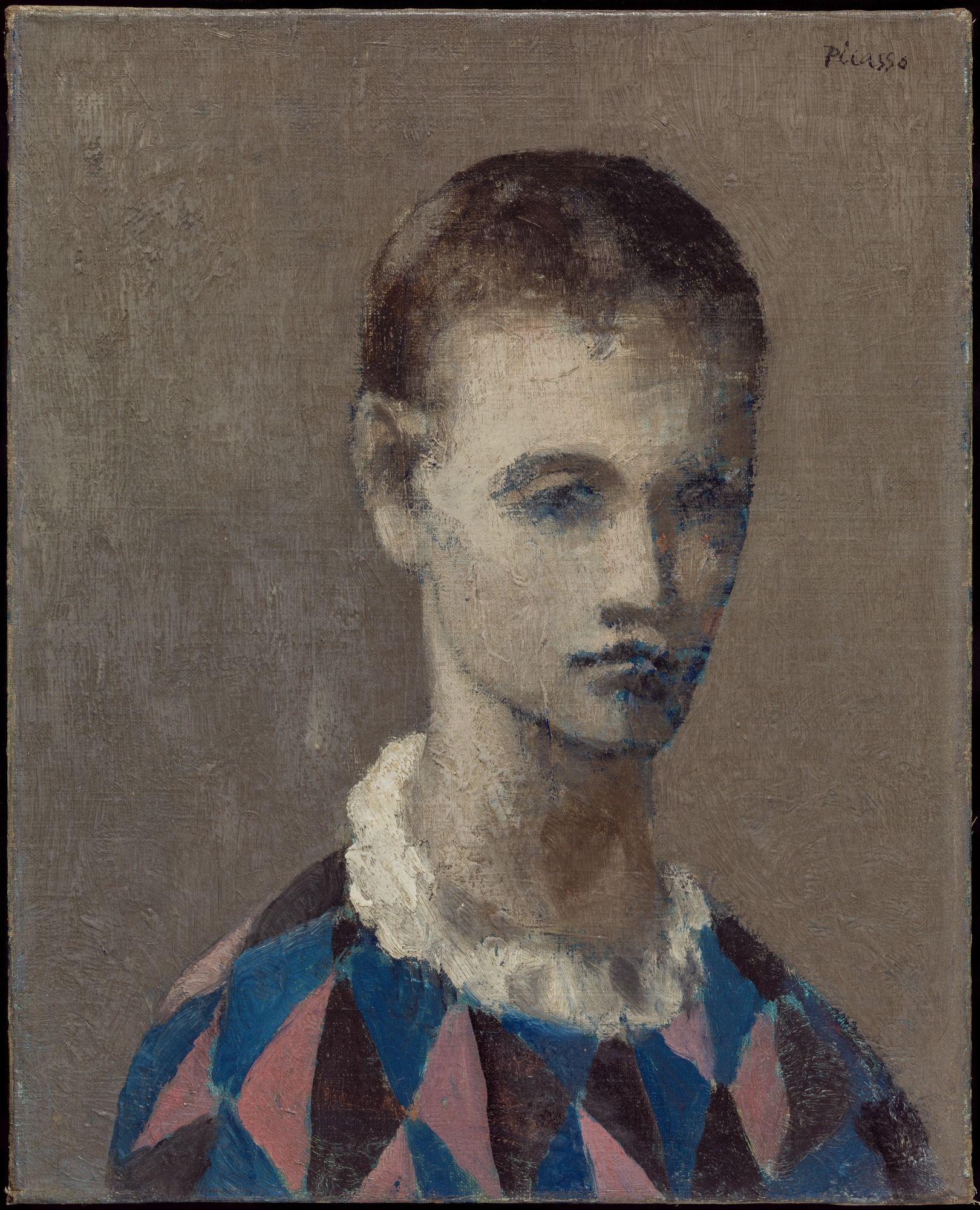 Deteoit Institute Of Arts 2womem Painting