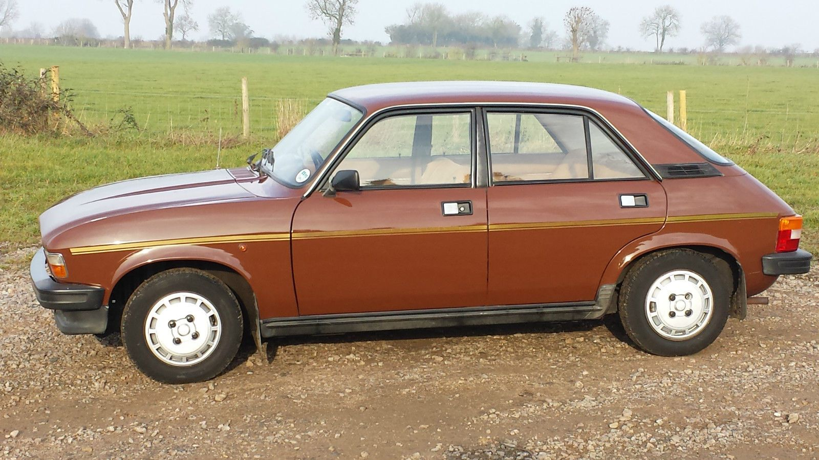 Austin Allegro In Brown Moted Classic Cars Austin Old Cars