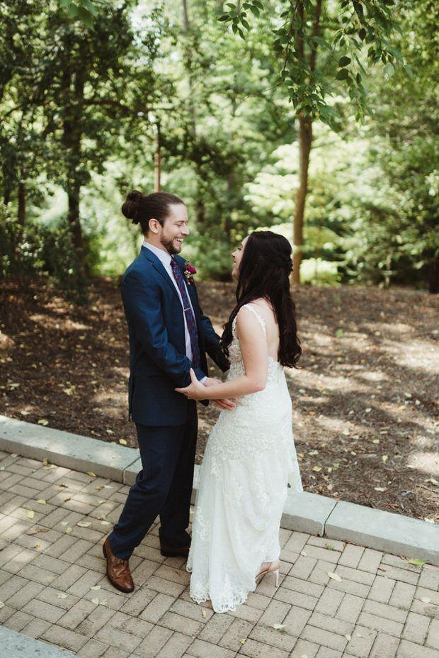 Moody, Romantic and Super Simona & Al Wedding