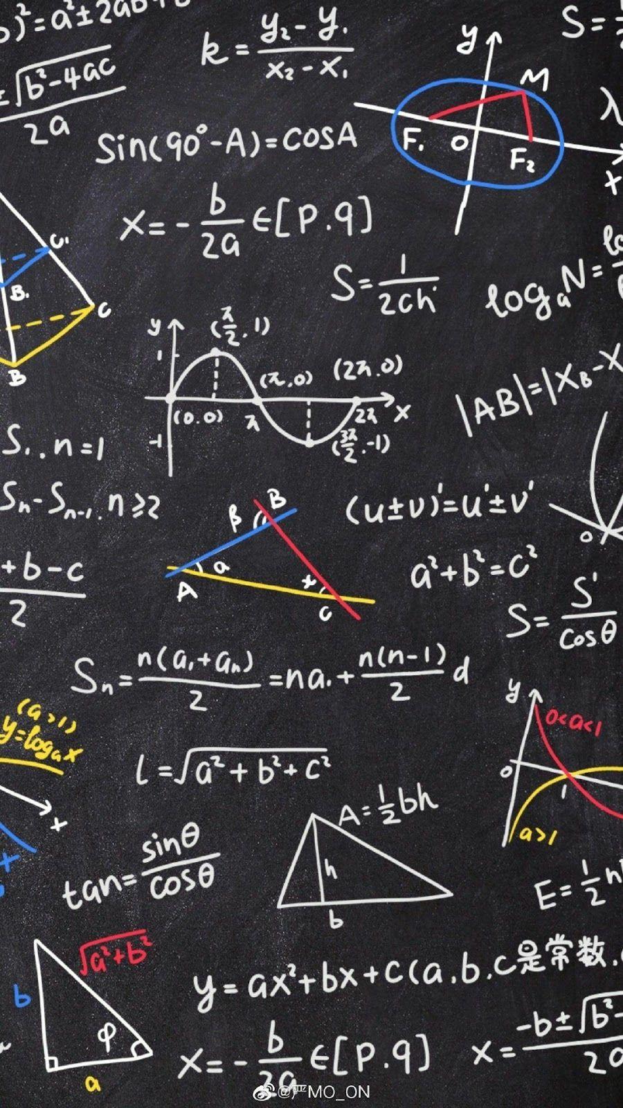 Wallpaper Rumus Matematika