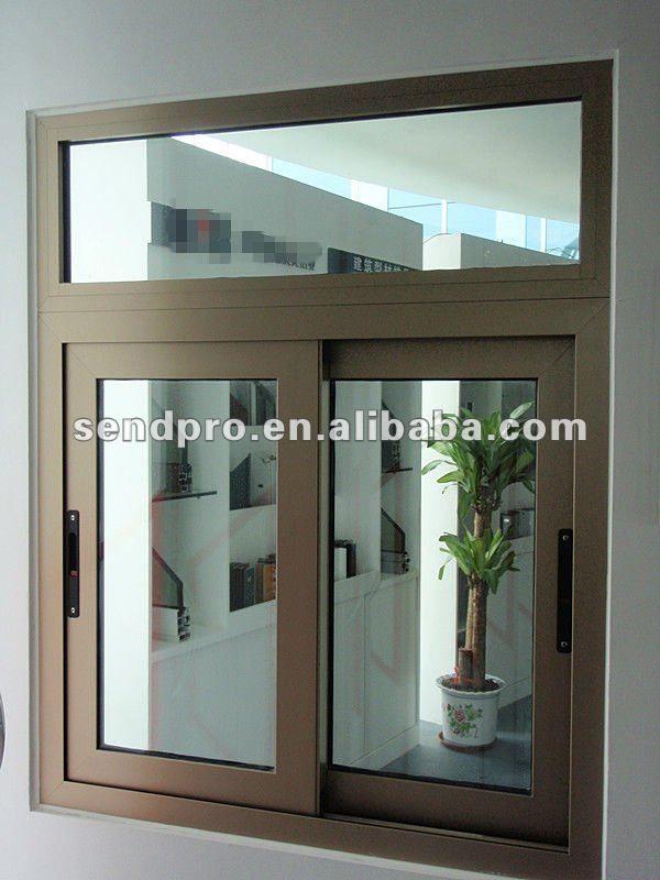 Ventanas correderas de aluminio para la casa ventanas for Puertas corredizas de metal