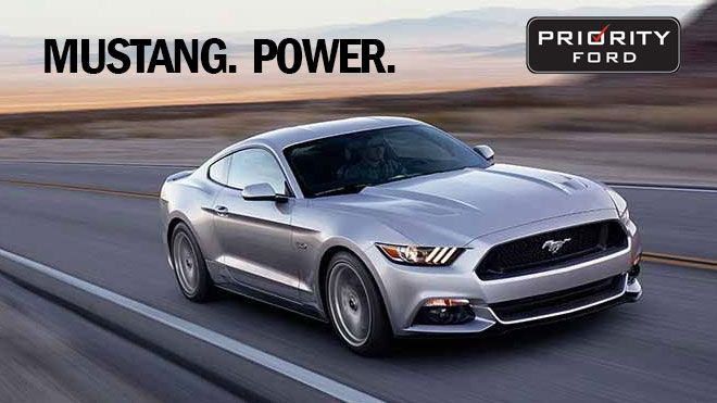 Mustang. Power.  Ford Motor Company