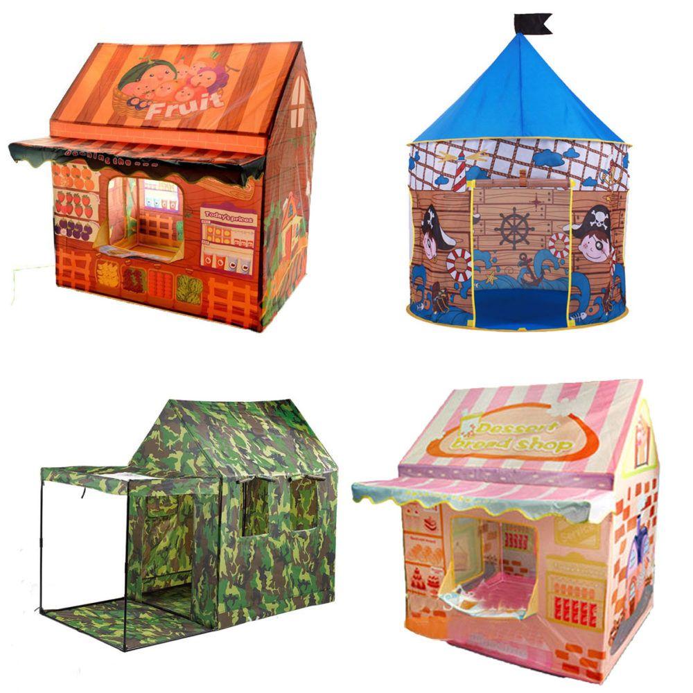 huge discount d30d0 0b48c Princess Castle Play Tent for Girls Boys Toys Best Christmas ...