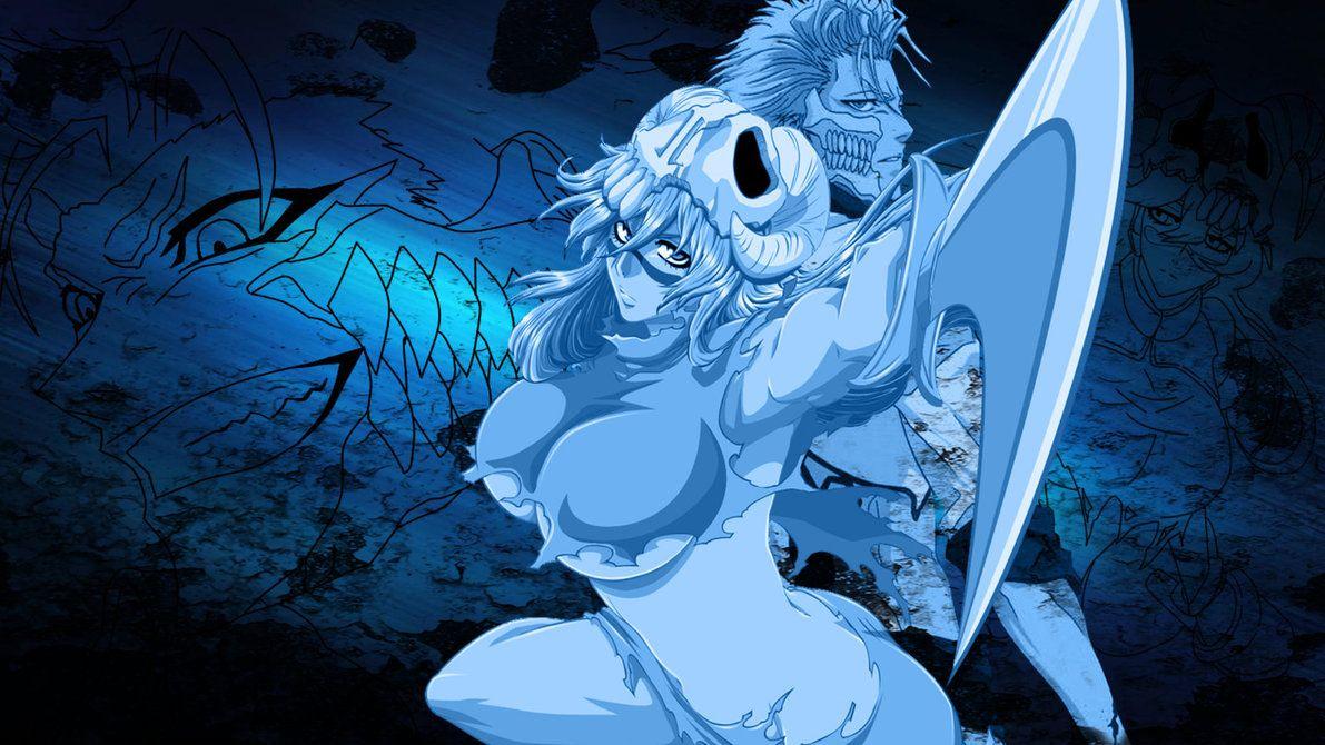 Neliel And Grimmjow Bleach anime, Bleach rukia, Anime