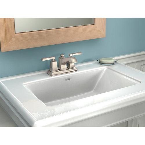 Handle Watersense Bathroom Sink