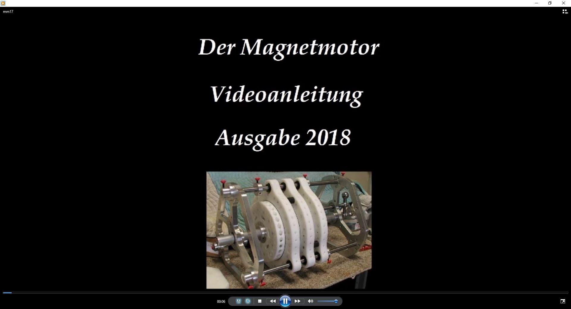 Deutsche Offizielle Seite - Neueste Magnetmotor Bauanleitung in PDF ...