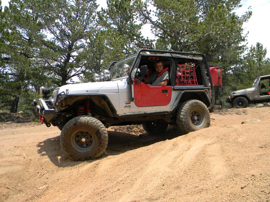 My present Jeep