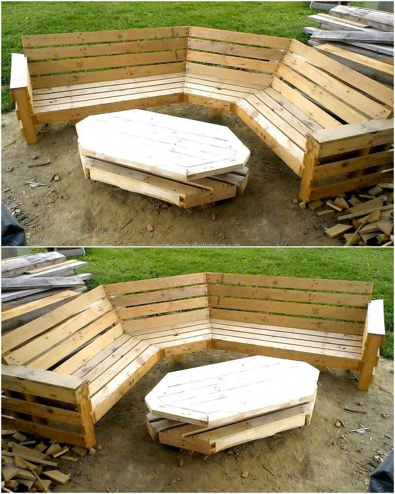 pallet outdoor furniture ideas. Some Different Ideas With Used Pallets. Pallet ChairsPallet PatioPallet Outdoor Furniture