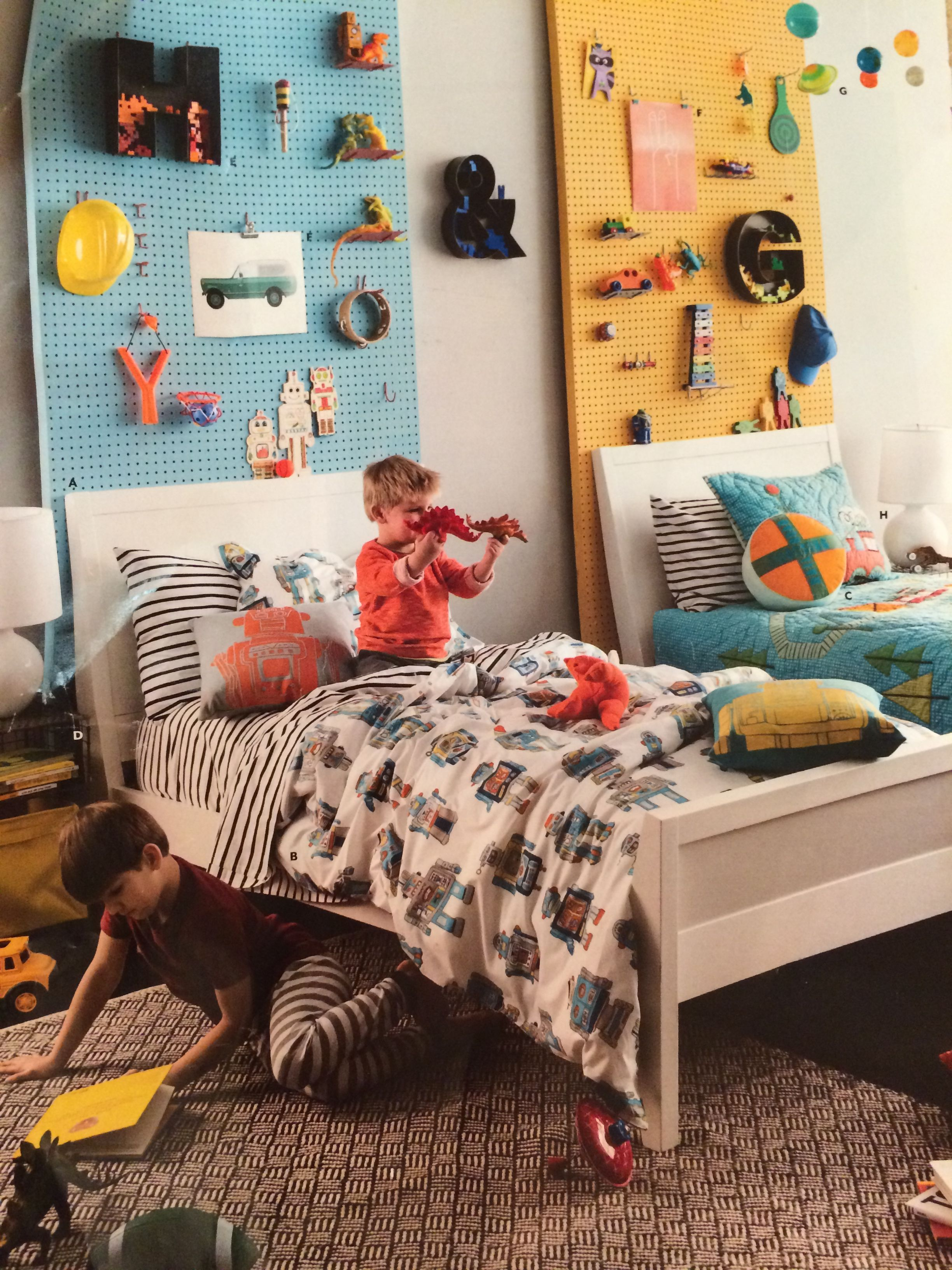 loved this idea in the Land of Nod catalog not for sale