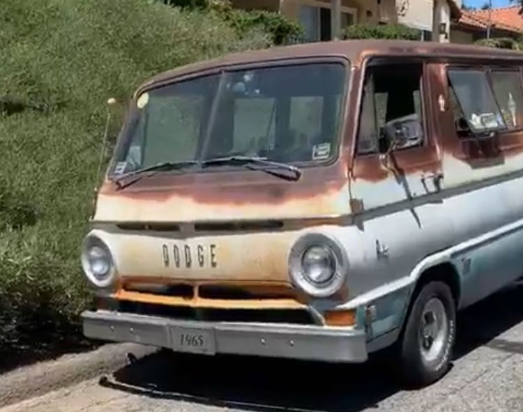 Pin by Andy Smith on Dodge A100/8 van/camper/pick up