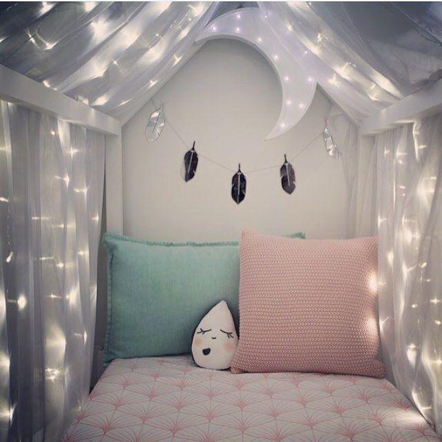 Kids And Baby Inspiration @finabarnsaker Magiskt Krypin ... Instagram(Diy  Ideas For Girls Room)
