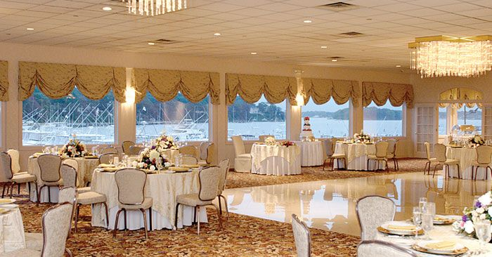 Welcome To Monmouth And Ocean Countys Most Exquisite Waterfront Banquet Facility The Crystal Point Yacht Club